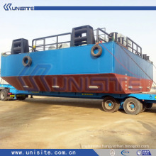 steel boat platform for marine construction(USA-2-005)